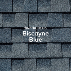 Timberline HD Biscayne Blue