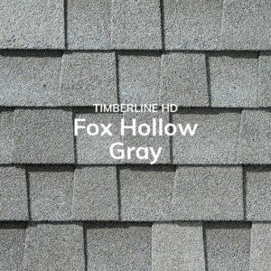 Timberline HD Fox Hollow Gray