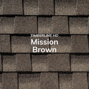 Timberline HD Mission Brown