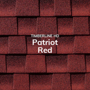 Timberline HD Patriot Red