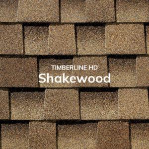 Timberline HD Shakewood