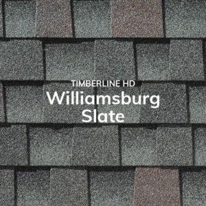 Timberline HD Williamsburg Slate
