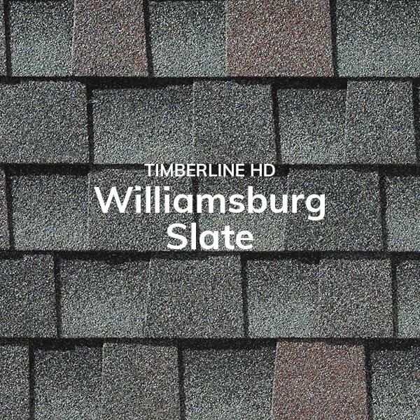 Timberline Hd Williamsburg Slate Text