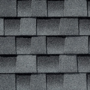 Timberline HD Oyster Gray shingle
