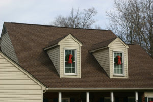 Dormers on Timberline roof replacement