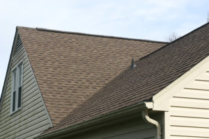 Simple roof valley installation