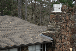 moss chimney hip roof