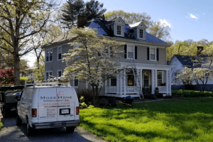 chatham roofing install